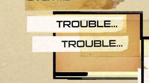 Chris Rene - Trouble (Lyric Video)