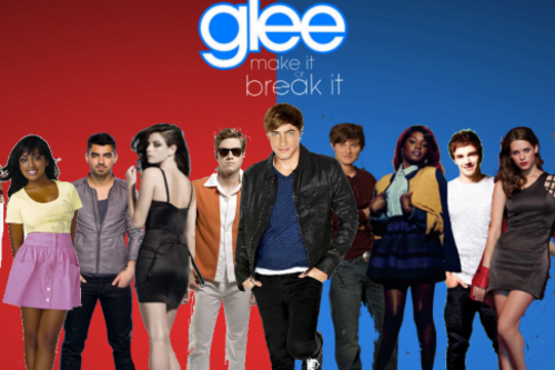 Glee: Make It or Break It Wiki