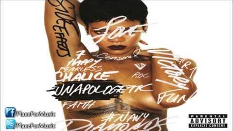 Rihanna - Half Of Me
