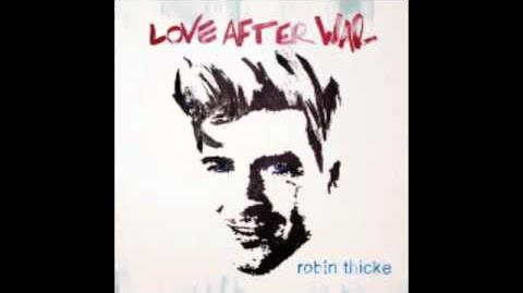 Robin Thicke - I'm An Animal (Love After War) Album Download Link