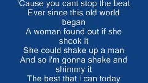 Hairspray - You Can't Stop The Beat -Lyrics-