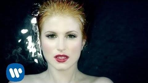 Paramore Monster OFFICIAL VIDEO