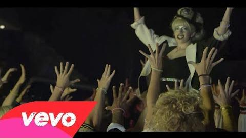 """Lady Gaga - Who Let the Freks Out Official Video from """"Pop Star High"""""""