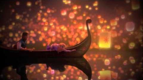 """I See The Light"" - Tangled"