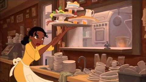 The Princess and the Frog - Down in New Orleans (HD)