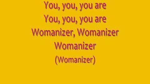 Britney Spears - Womanizer - Lyrics