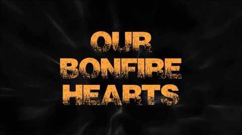 James Blunt - Bonfire Heart - Lyrics -HD ( high quality)-0