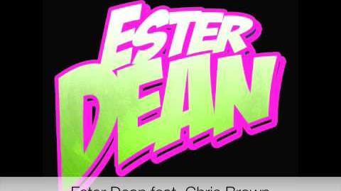 Ester Dean feat. Chris Brown - Drop It Low