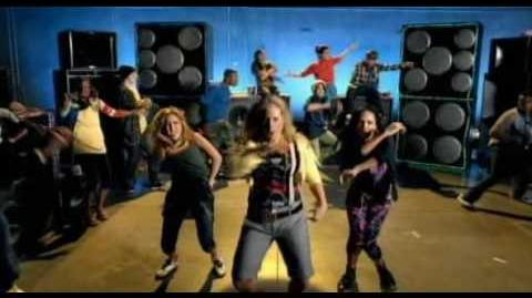 Fuego - The Cheetah Girls