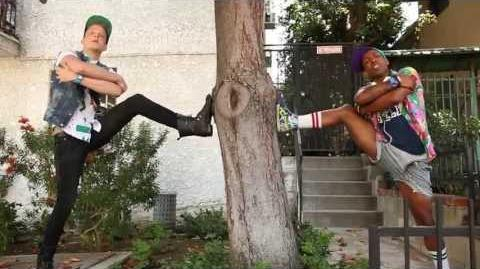 SplitsOnTrees by Todrick Hall (featuring Unterreo Edwards)