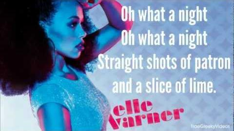 Elle Varner - Oh, What A Night (Lyrics)-0
