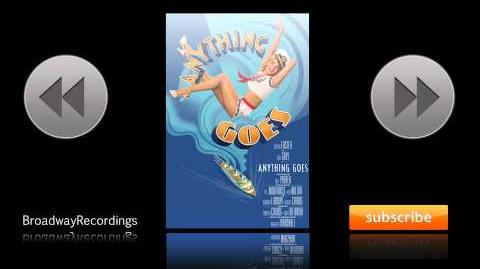 Anything Goes - I Get a Kick Out of You
