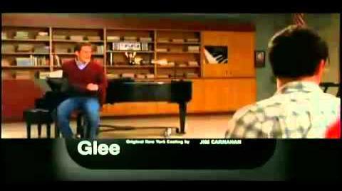 "Glee - Episode 6 Promo ""Never Been Kissed"""