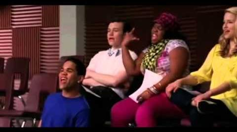 Glee Ice Ice Baby Full Performance YouTube