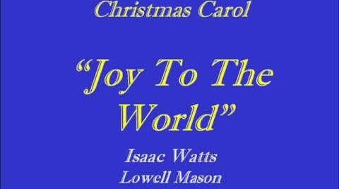Joy To The World - Watts