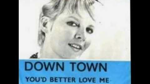 Petula Clark - Downtown (1964)