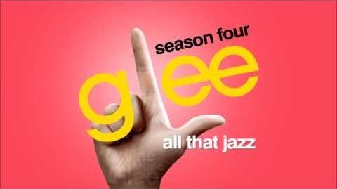 All That Jazz - Glee HD Full Studio