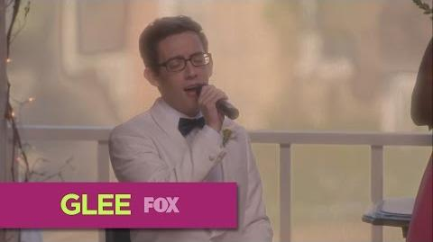 "GLEE Full Performance of ""At Last"" from ""A Wedding"""
