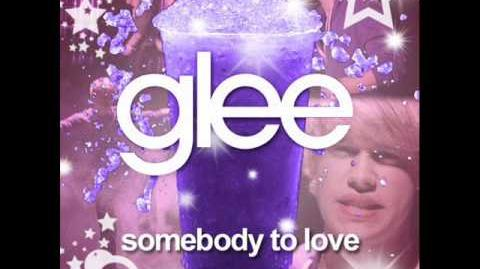 Glee - Somebody To Love (Acapella)