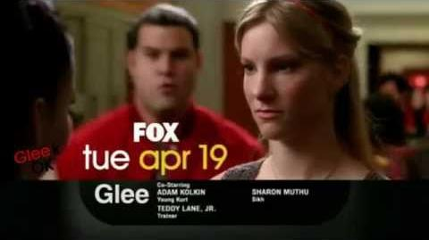 "Glee 2x17 - ""A Night of Neglect"" Promo HD"