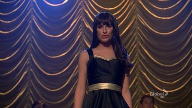 Glee New Directions performance - Fly I Believe I Can Fly