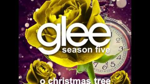 O Christmas Tree - Glee Unreleased Song DOWNLOAD LINK