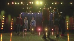 Full Performance of Homeward Bound Home from Thanksgiving GLEE 091