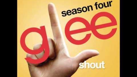 Glee - Shout (DOWNLOAD MP3 LYRICS)