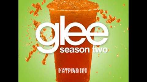 Glee Rolling in the Deep Rachel And Jessie