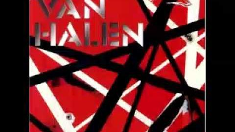 Van Halen - Dance the Night Away lyrics