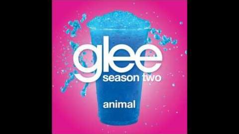 Animal - Glee