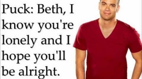 Beth Glee Lyrics