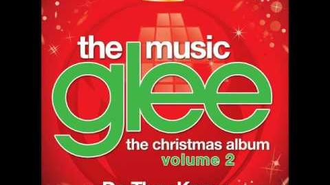 Glee - Do They Know It's Christmas (DOWNLOAD MP3 LYRICS)