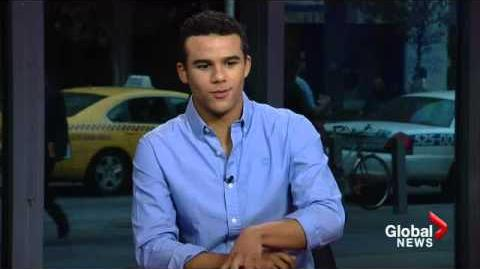 Jacob Artist from 'Glee'