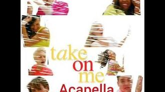 Take on me - Glee Cast Version Acapella