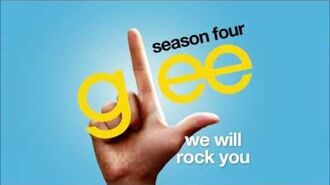 We Will Rock You - Glee Cast HD FULL STUDIO-0