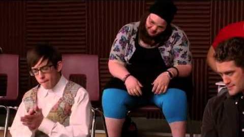 Glee- Big Ass Heart (Full Performance) (Official Music Video) HD