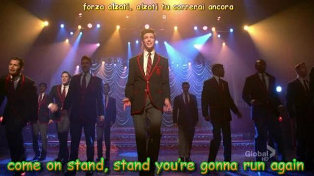 Stand Lyrics