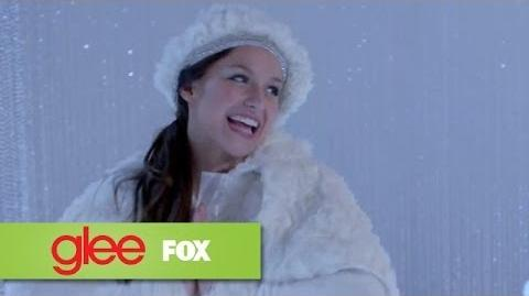 "Full Performance of ""Mary's Little Boy Child"" from ""Previously Unaired Christmas"" GLEE"