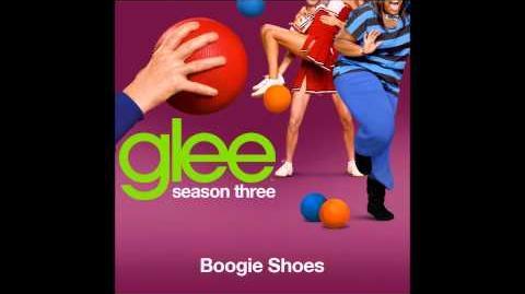 Glee - Boogie Shoes (DOWNLOAD MP3 LYRICS)
