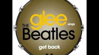 Glee - Get Back (DOWNLOAD MP3 LYRICS)-1