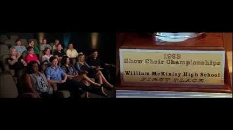 Glee Cast Visual Commentary - 01 HD