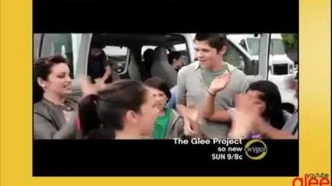 """The Glee Project - """"SING"""" Full Music Video"""