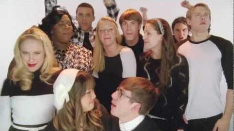 """The New Year"" Glee Cast"
