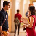 Blaine e tina rosa