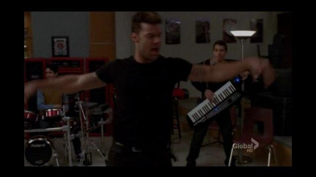Glee Feat