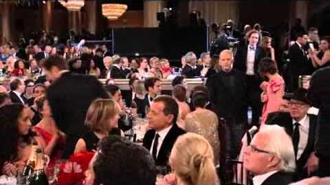 Glee Wins Best TV Show Comedy Musical at the 2011 Golden Globes!