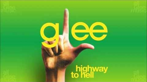 Highway To Hell Glee HD FULL STUDIO