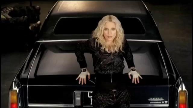 Madonna ft Justin Timberlake 4 Minutes