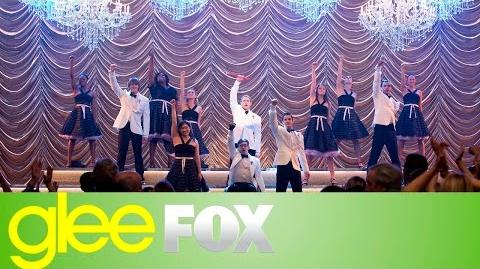 """GLEE """"I Still Haven't Found What I'm Looking For"""" Official Performance"""